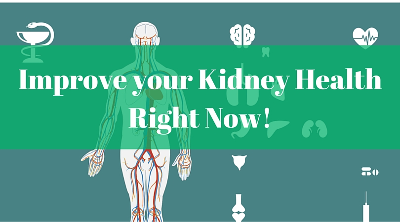 7 Good Habits that may Improve your Kidney Health Right Now