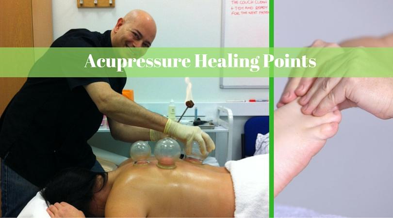 Acupressure Healing Points