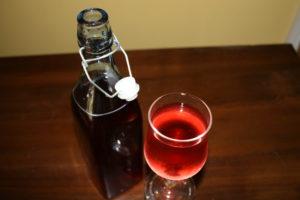 Apple Cider Vinegar Fermented Drink