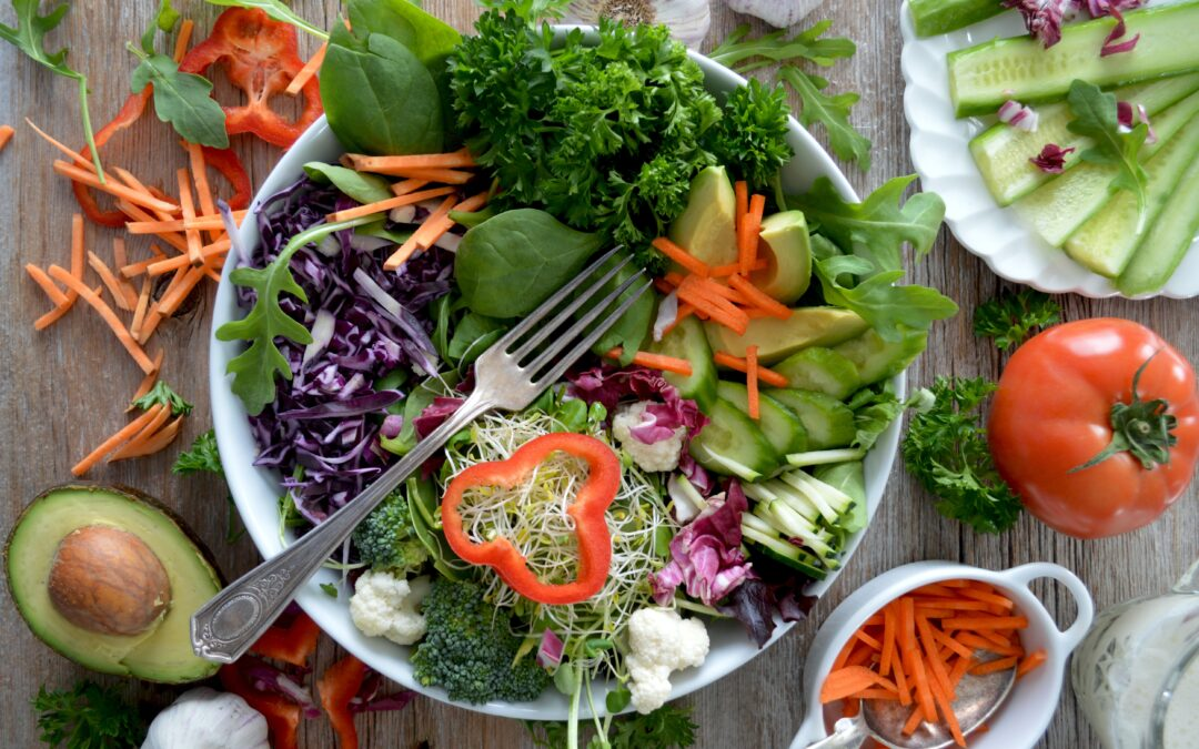 Anti-Aging Salads to Enhance Immunity