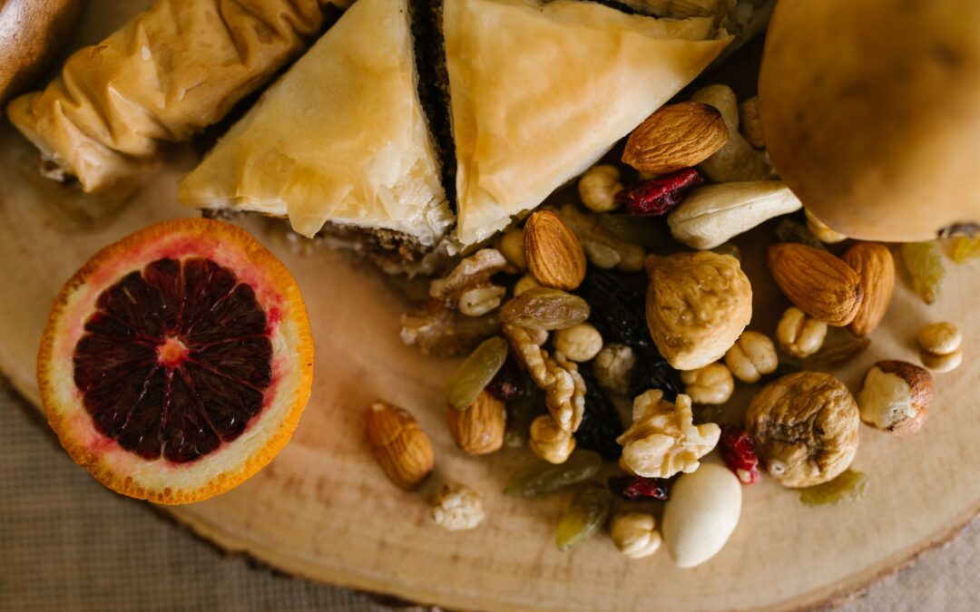 Go Nuts For Nuts: The Health Benefits of Nuts