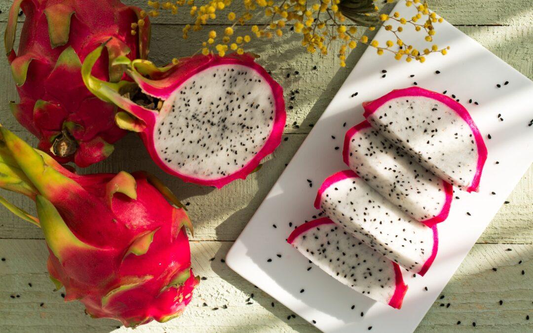 Seasonal Recipes: Dragonfruit, Dandelion and Jackfruit  — Oh My!